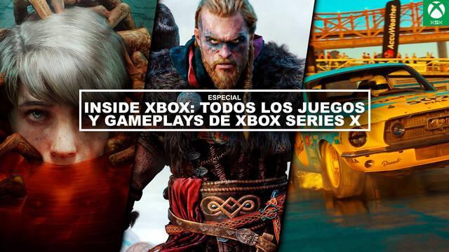 Xbox Series X resumen primeros gameplays