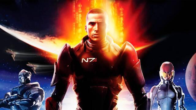 Mass Effect Trilogy remasterizado en otoño