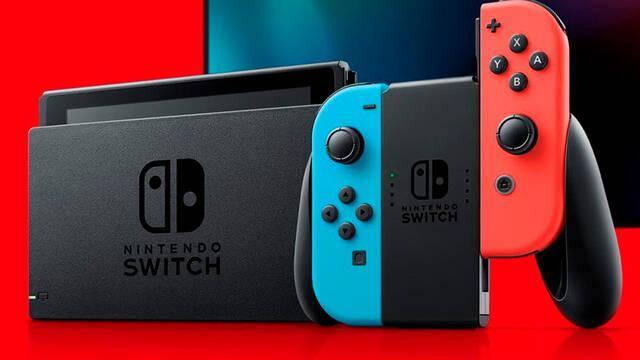 Nintendo Switch en la mitad de su ciclo