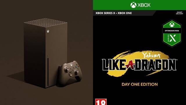 Xbox Series X Carátulas Juegos