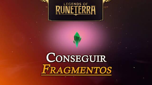 Legends of Runeterra: ¿Cómo farmear fragmentos rápido y para qué sirven?
