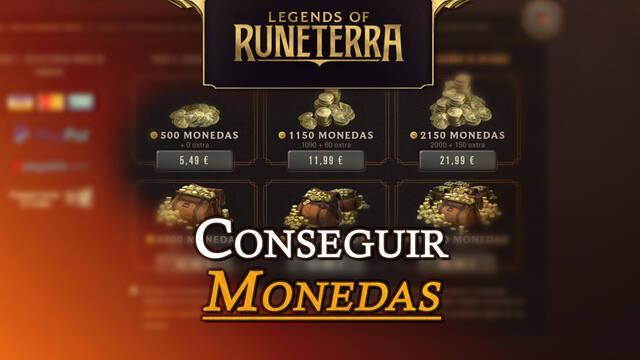 Legends of Runeterra: ¿Cómo conseguir monedas? - LEGAL