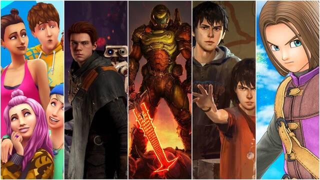 Ofertas de Koch Media y Electronic Arts en GAME.