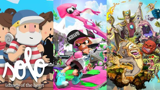 Ofertas Nintendo Switch 8 mayo 2020