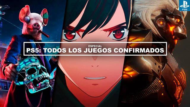 PS5: TODOS los juegos confirmados para PlayStation 5 (Actualizado)
