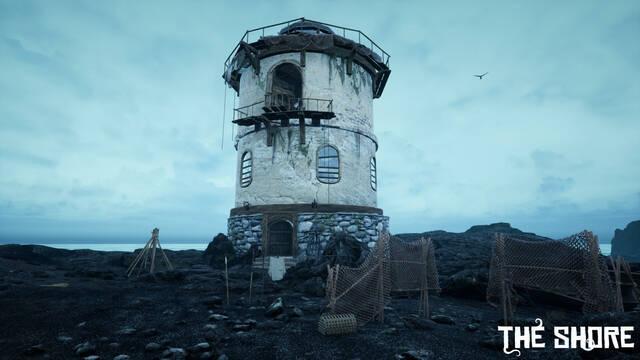 The Shore, un juego de terror fotorrealista desarrollado en Unreal Engine.