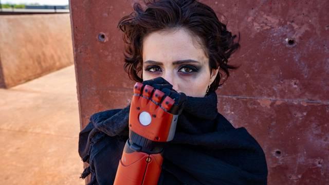Metal Gear Solid V brazo protésico Venom Snake