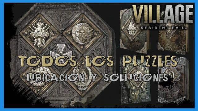 Resident Evil 8 Village: todos los puzzles, ubicación y solución