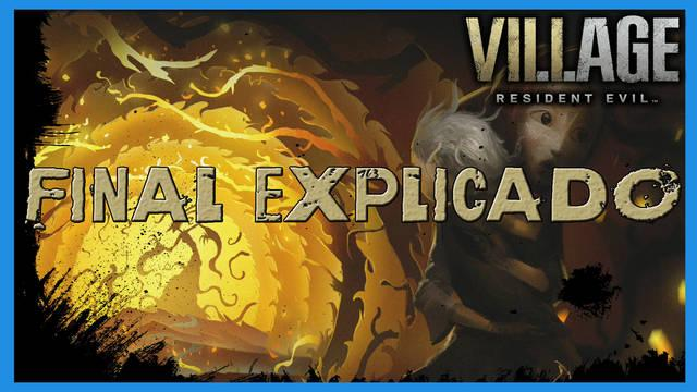 Resident Evil 8 Village: final explicado y teorías