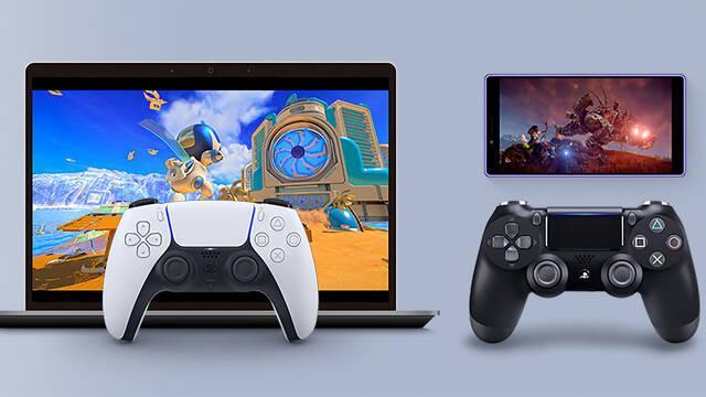 PS Remote Play iOS DualSense