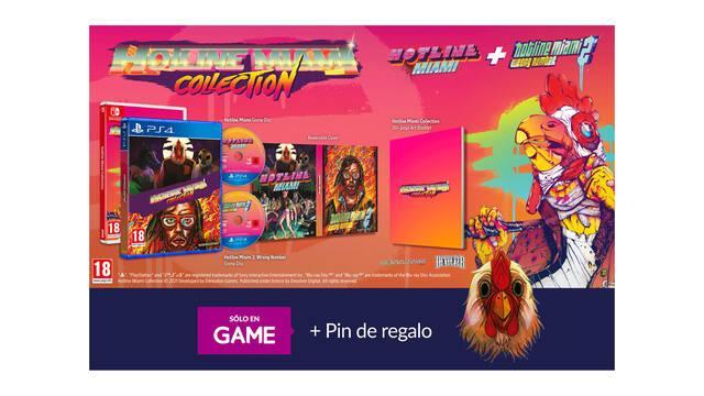 Hotline Miami Collection en GAME