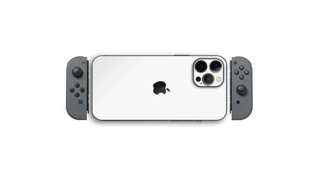 Apple consola portátil híbrida Switch