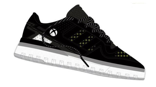 Se filtran las nuevas zapatillas de Adidas inspiradas en Xbox