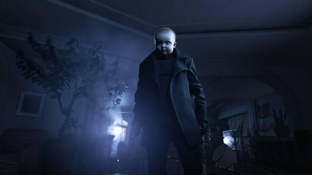 Convierten a Chris Redfield de Resident Evil 8: Village en un bebé gracias a un mod