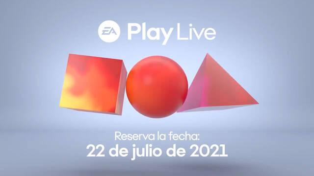 EA Play Live 2021 conferencia Electronic Arts E3
