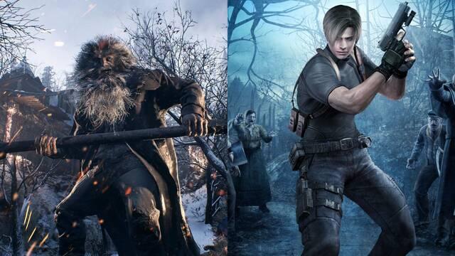 Así se inspira Resident Evil Village en Resident Evil 4