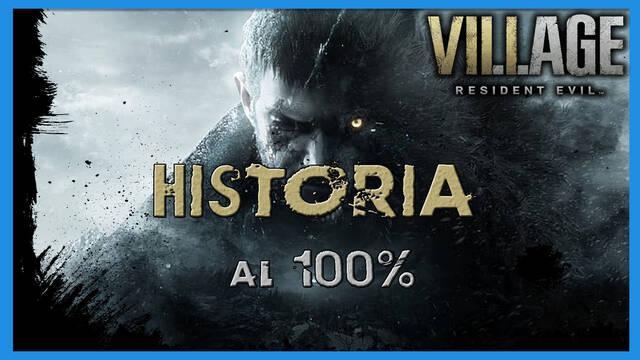 Resident Evil 8 Village: Historia al 100%