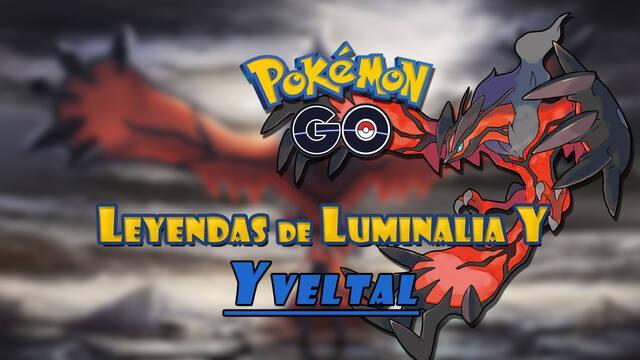 Leyendas de Luminalia Y en Pokémon GO: Yveltal, Sylveon y más; fechas y detalles