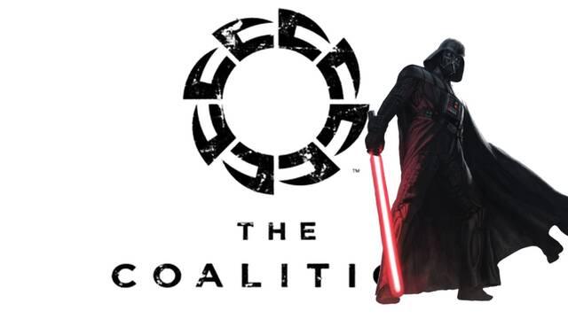 The Coalition no trabaja en un juego de Star Wars
