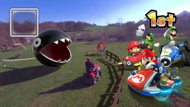 Mario Kart en la vida real