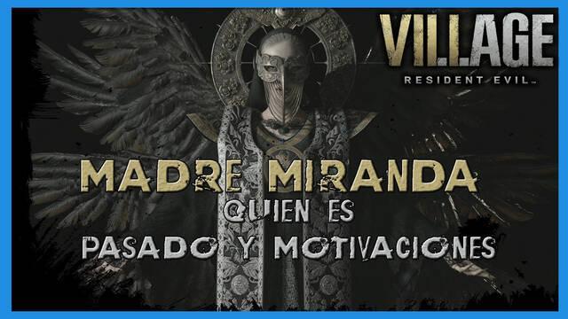 Resident Evil 8 Village: ¿quién es Madre Miranda? - SPOILERS