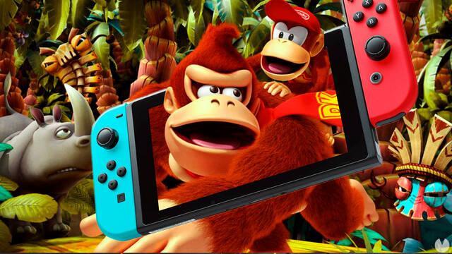 El nuevo Donkey Kong está desarrollado por el equipo de Super Mario Odyssey, según rumores