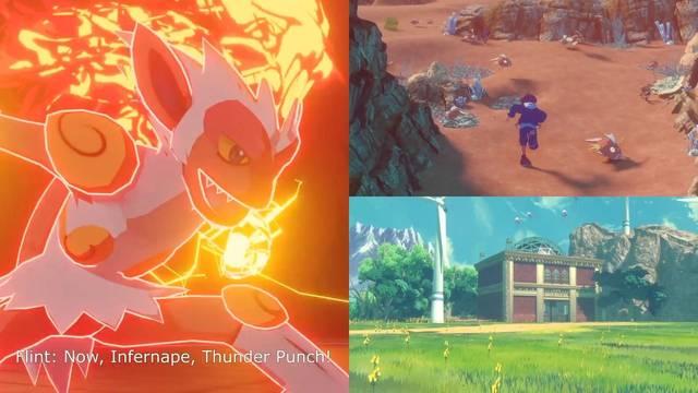 Los fans de Pokémon alucinan con la nueva reimaginación del remake de Diamante y Perla