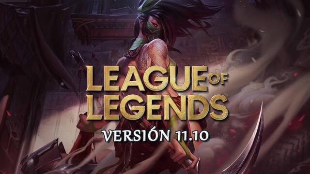 League of Legends v11.10: Actualización de la jungla y ajustes a campeones