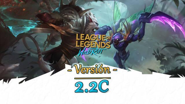 LoL Wild Rift v2.2c: Renekton, ajustes a campeones, cambios y novedades