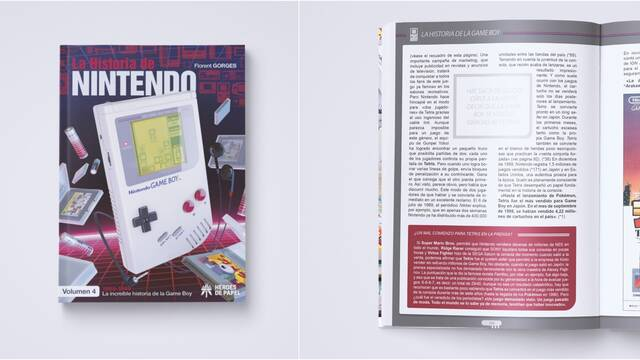 La Historia de Nintendo, vol. 4 ya está a la venta