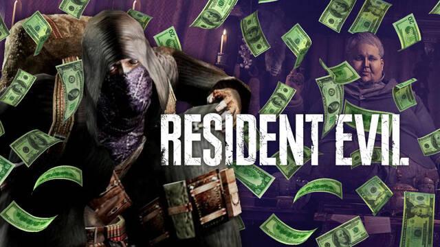 Los 20 juegos más vendidos de Resident Evil.