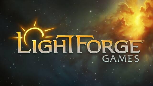 Lightforge Games veteranos Epic y Blizzard
