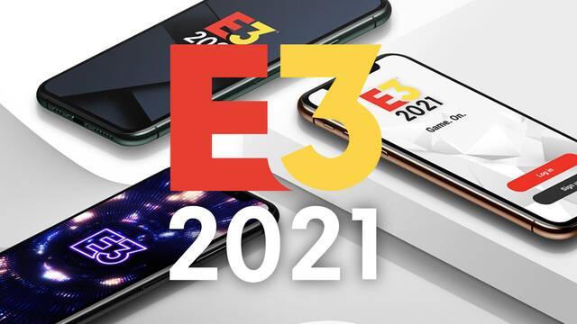 E3 2021 presenta su portal virtual y su app para móviles.