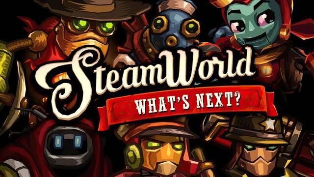 Hay varios proyectos de SteamWorld en marcha