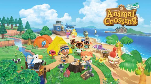 Animal Crossing es la saga de videojuegos más popular en España, según un estudio