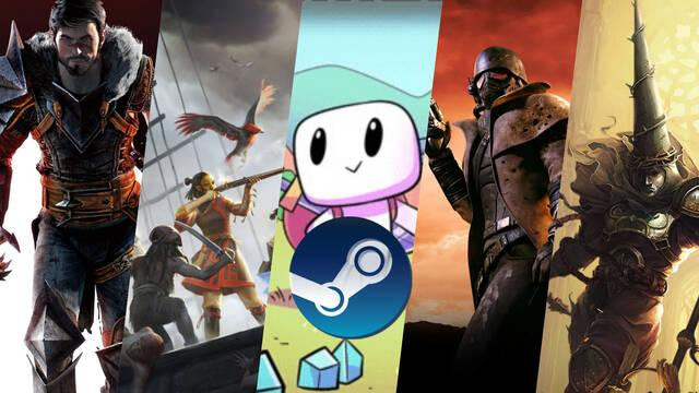 Steam Ofertas fin de semana mayo 2021