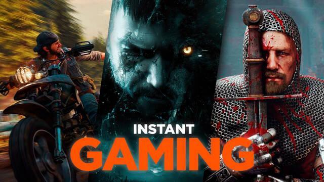 Instant Gaming top10 ofertas
