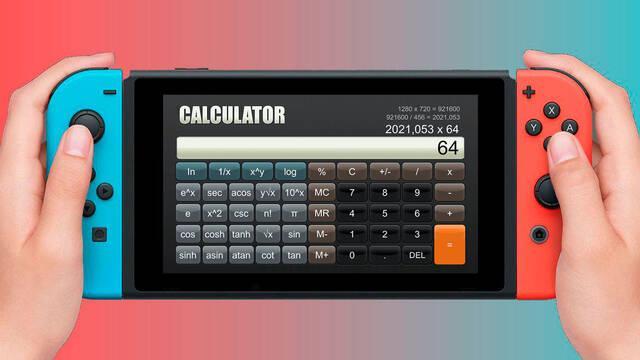 Los fans de Nintendo escriben divertidas reseñas sobre la calculadora de la eShop