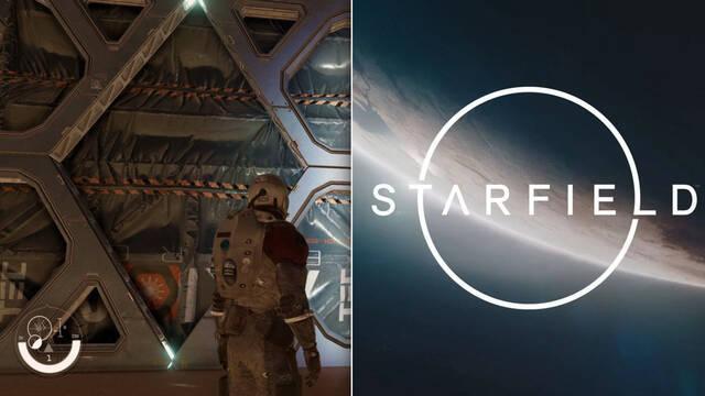Nuevas imágenes filtradas de Starfield.