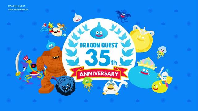 Dragon Quest 12 evento 35 aniversario