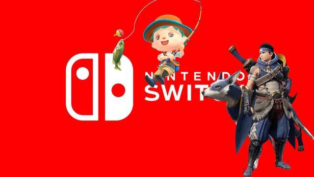 Nintendo anuncia grandes juegos para este año en Switch