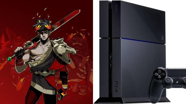 Hades llegará a PS4