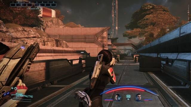 Mass Effect Legendary Edition estrena un mod para ajustar el FOV