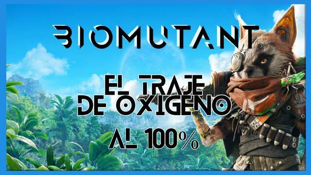 Biomutant: El traje de oxígeno - Cómo completarla