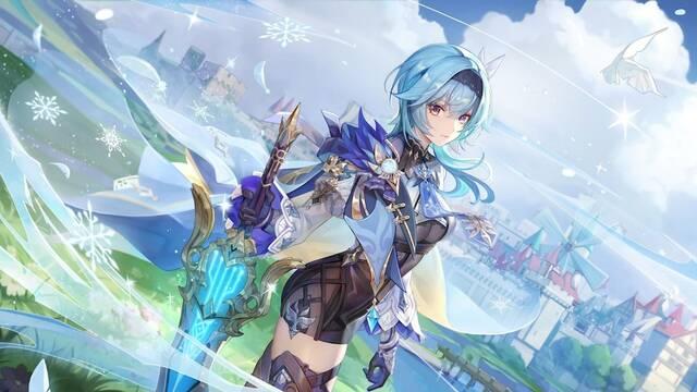 Genshin Impact: Eula, el nuevo personaje jugable, nos muestra sus habilidades de baile