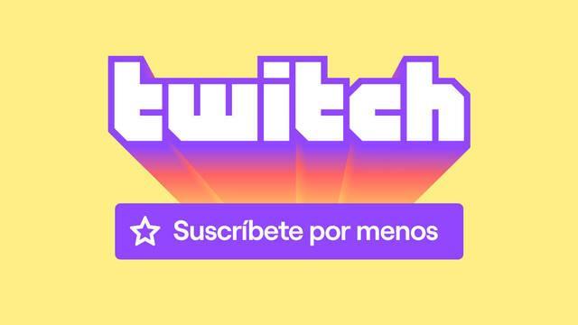 Twitch bajará su precio en España