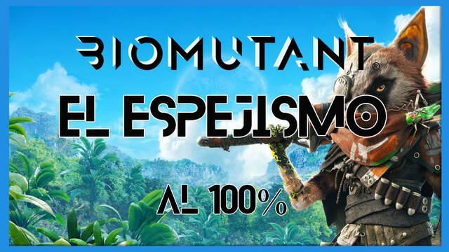 Biomutant: El espejismo - Cómo completarla