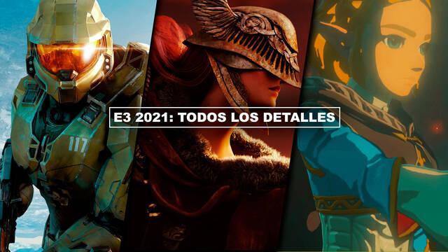 E3 2021: Fecha, horarios de conferencias y juegos