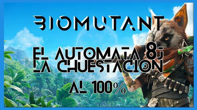 Biomutant: El autómata 8J / La chuestación - Cómo completarla