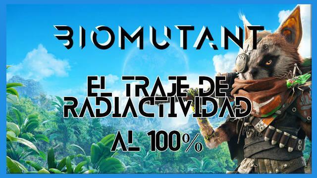 Biomutant: El traje de radiactividad - Cómo completarla